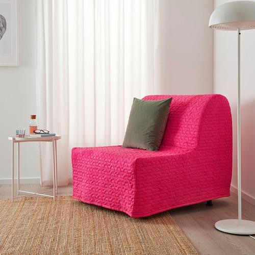 LYCKSELE LÖVÅS fotelis-lova