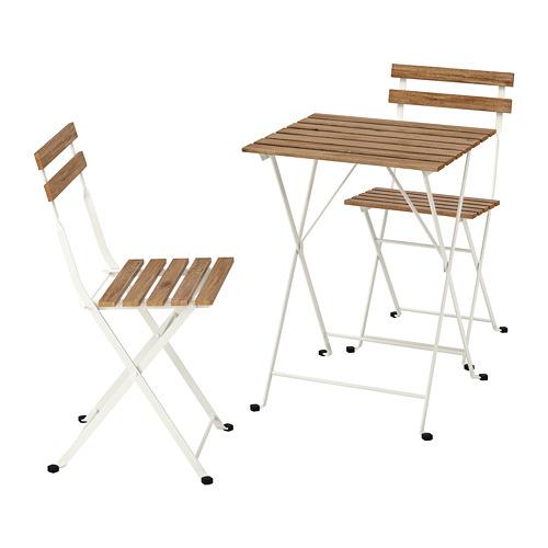 TÄRNÖ laud+2 tooli, väljas
