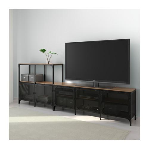 FJÄLLBO TV staliukas-spintelė