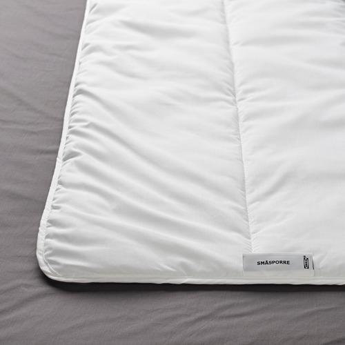 SMÅSPORRE pašiltinta antklodė