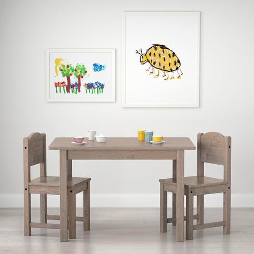 SUNDVIK vaikiškas stalas