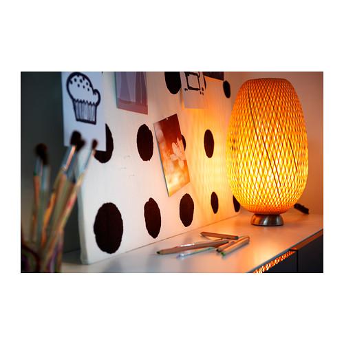 BÖJA table lamp