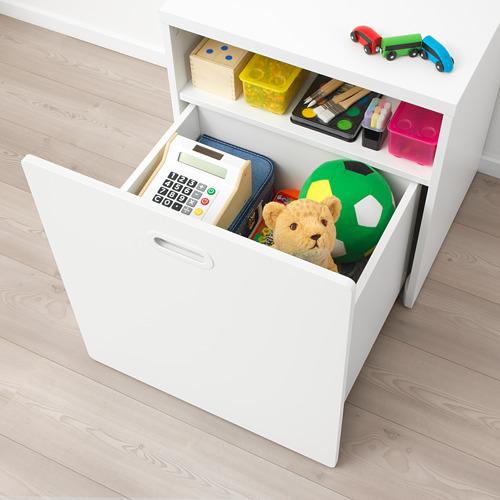 FRITIDS/STUVA mänguasjade kast ratastel