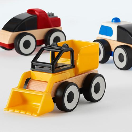 LILLABO rotaļu mašīna