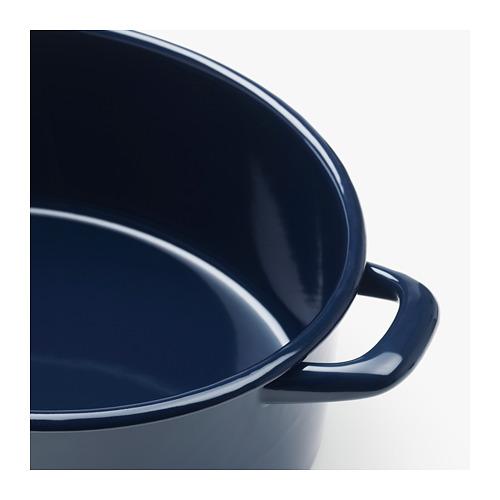 VARDAGEN pot with lid