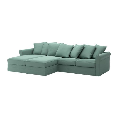 GRÖNLID keturvietės sofos užvalkalas