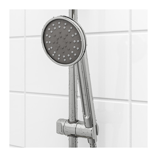 VOXNAN riser rail with handshower kit