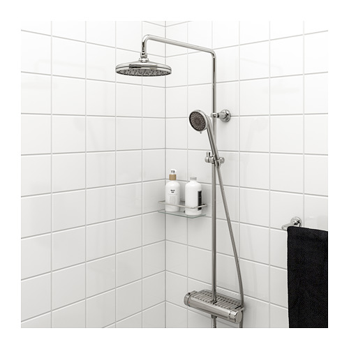 VOXNAN shower set with thermostatic mixer
