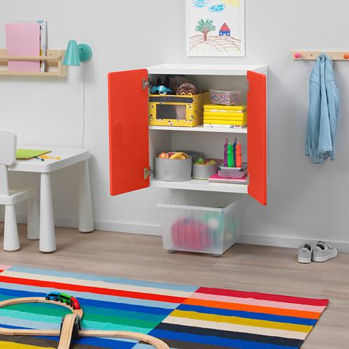FRITIDS/STUVA wall cabinet