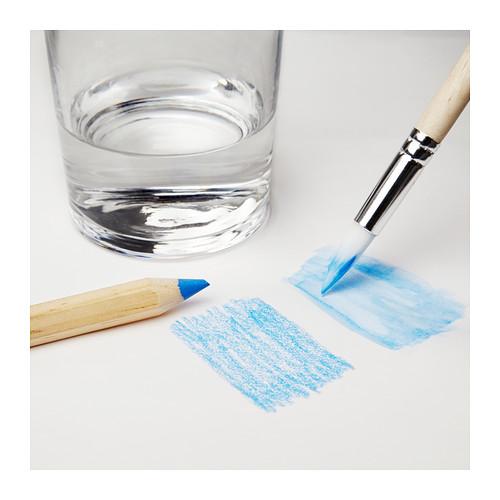 MÅLA krāsains zīmulis