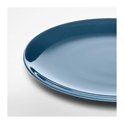 FÄRGRIK šķīvis
