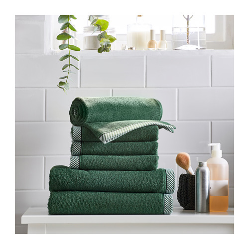 VIKFJÄRD bath towel