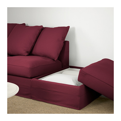 GRÖNLID kampinė keturvietė sofa