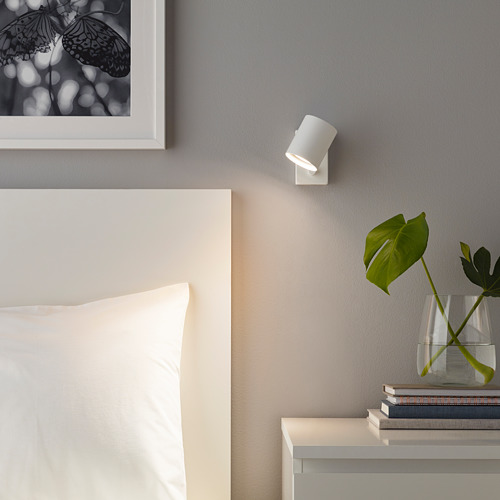 NYMÅNE seina-/lugemislamp