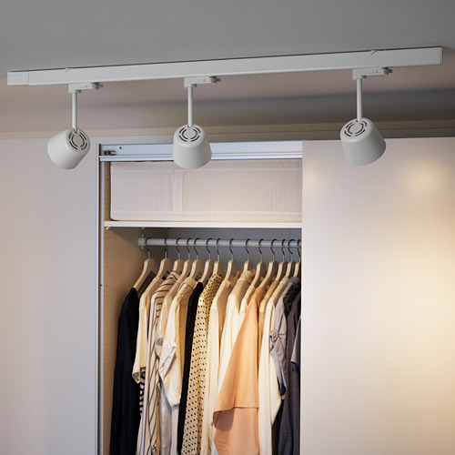 SKENINGE lubinis šviestuvas su 3 LED lemp.