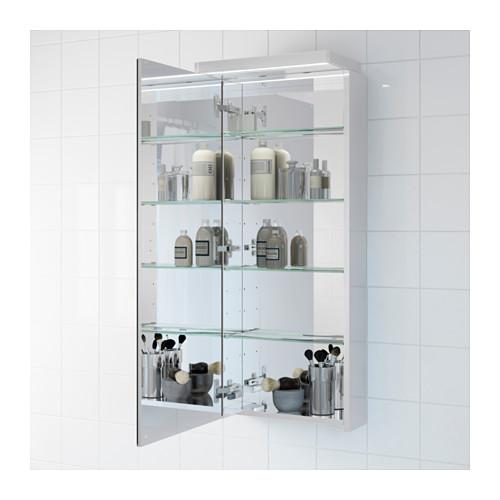 GODMORGON зеркальный шкаф с 1 дверцей