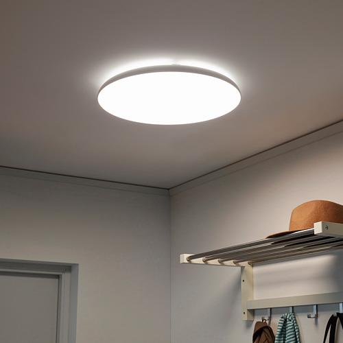 NYMÅNE LED ceiling lamp