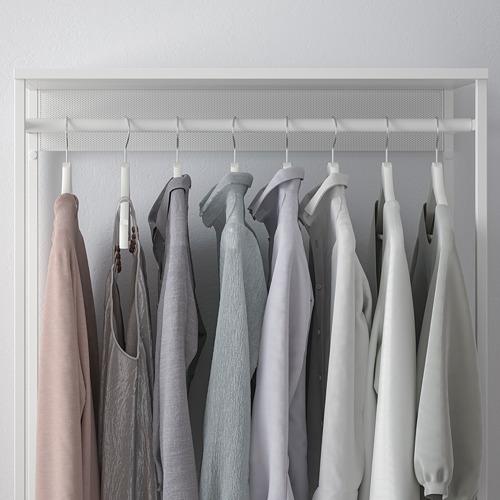 PLATSA open clothes hanging unit