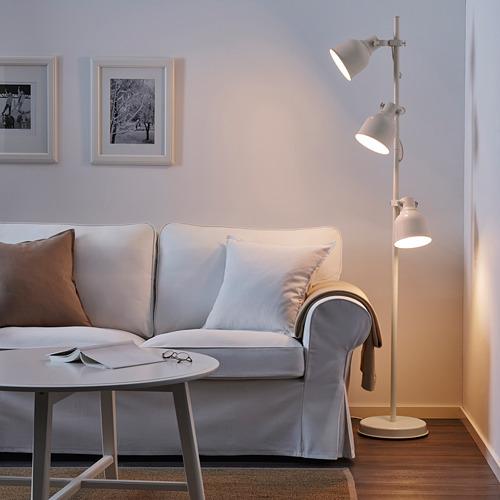 HEKTAR grindinis šviestuvas su 3 lempomis