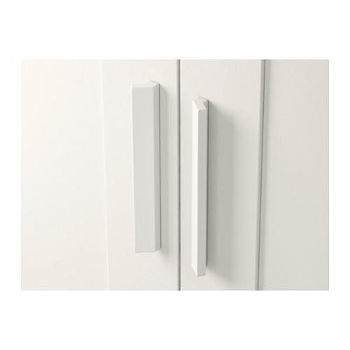 BRIMNES skapis ar 2 durvīm