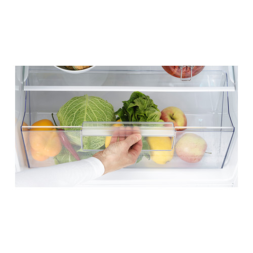 SVALNA įmontuojamas šaldytuvas A+