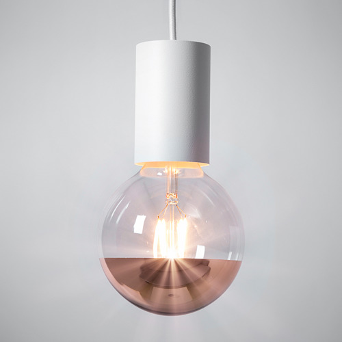 SILLBO LED lemputė E27, 370 liumenų