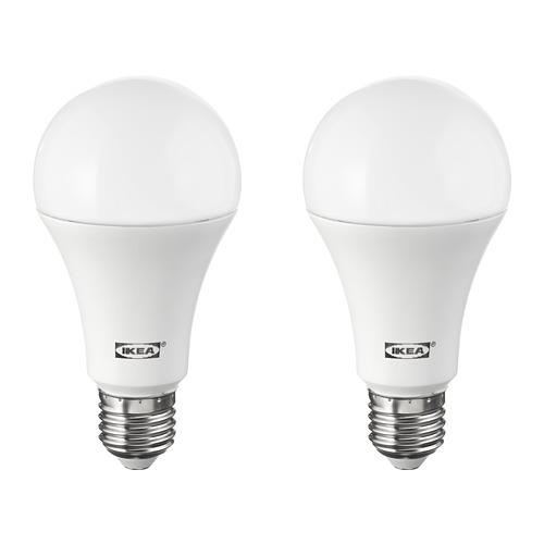 RYET LED lemputė E27 1600 liumenų