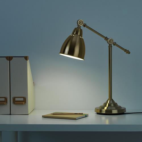 BAROMETER rakstāmgalda lampa