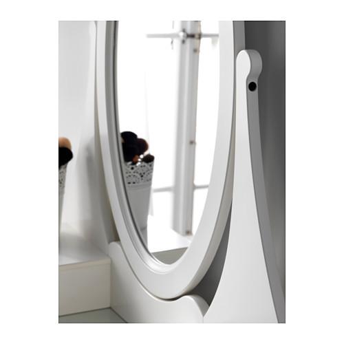 HEMNES туалетный столик с зркл