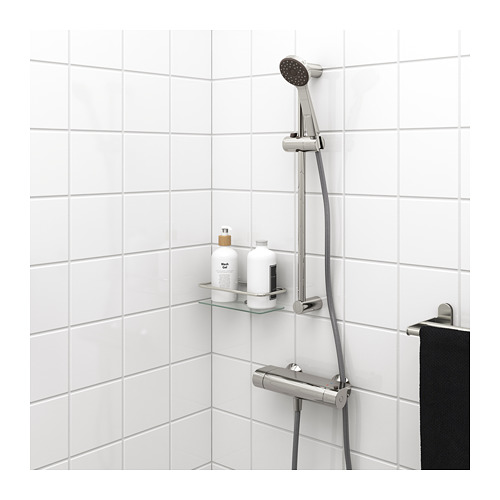 VALLAMOSSE riser rail with handshower kit