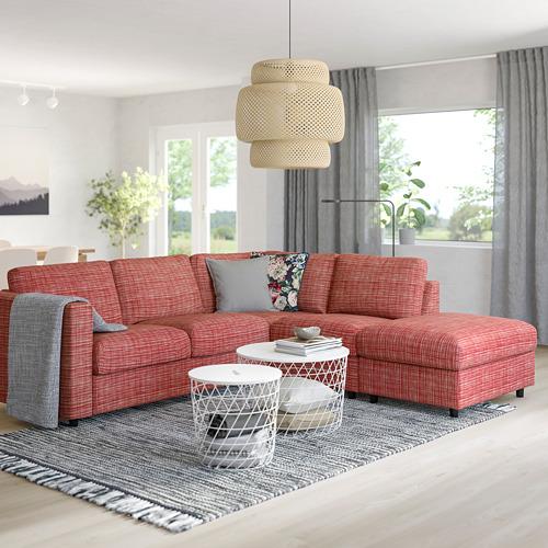VIMLE četrvietīgs stūra dīvāns