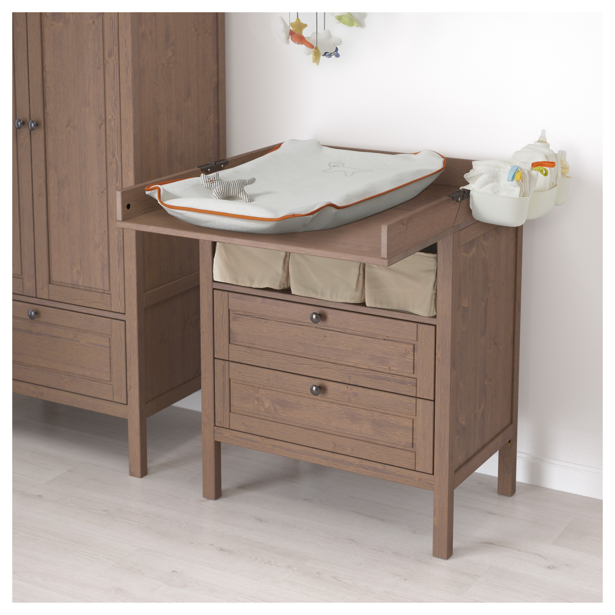 Charmant SUNDVIK Changing Table/chest Of Drawers