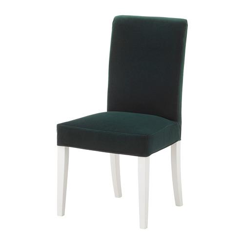 HENRIKSDAL krēsls ar paliktni