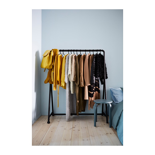 TURBO drabužių kabykla, vidaus/lauko