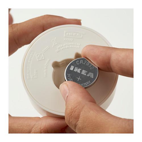 PLATTBOJ litija baterija
