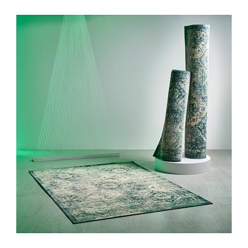 VONSBÄK paklājs ar īsām plūksnām