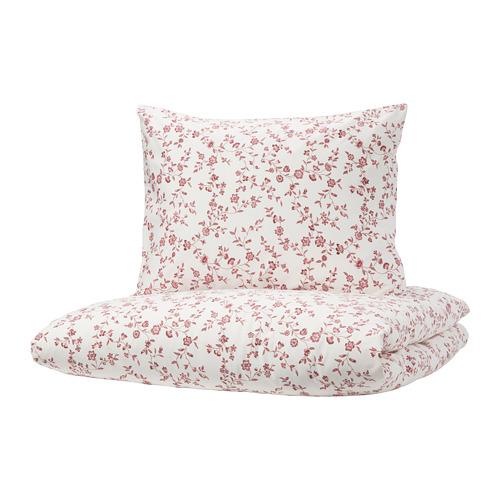 HÄSSLEKLOCKA antklodės užv. ir pagalvės užv.