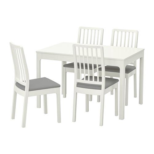 EKEDALEN/EKEDALEN galds un 4 krēsli