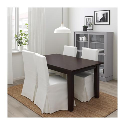 HENRIKSDAL/STORNÄS galds un 4 krēsli