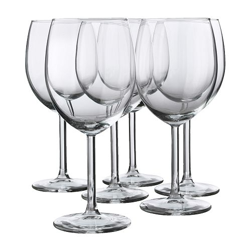 SVALKA red wine glass
