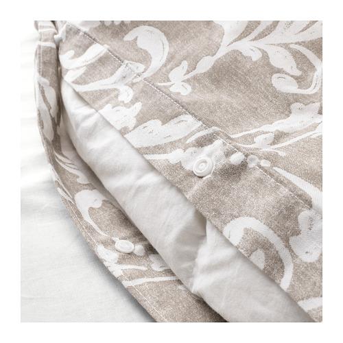 VÅRBRÄCKA antklodės užv. ir pagalvės užv.