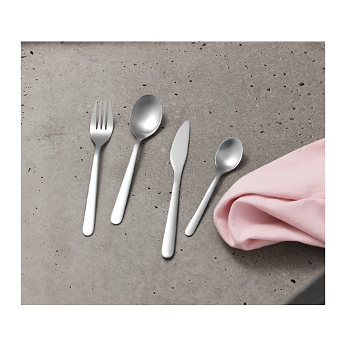 FÖRNUFT 24-piece cutlery set