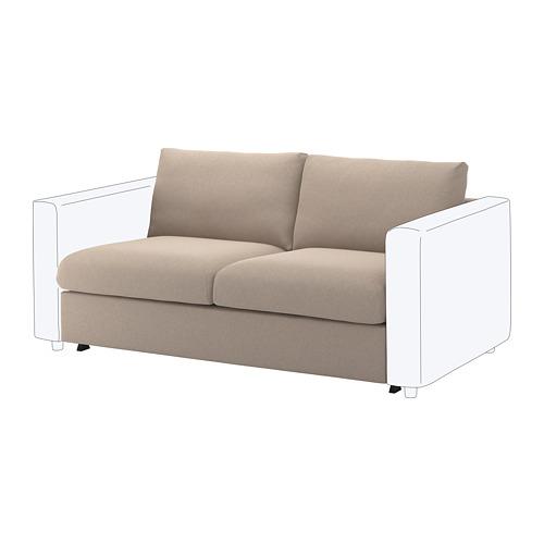 VIMLE Divvietīga dīvāna mod. pārvalks