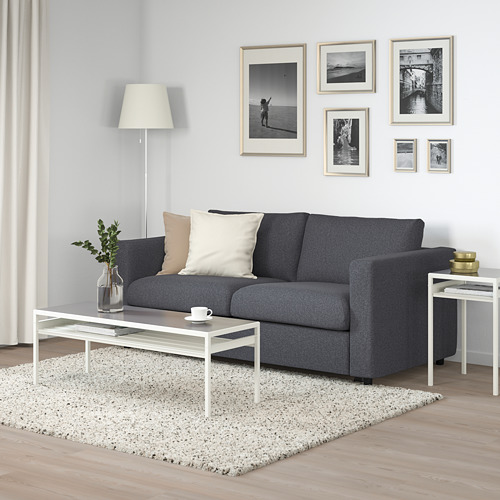 VIMLE divvietīgs izvelkams dīvāns