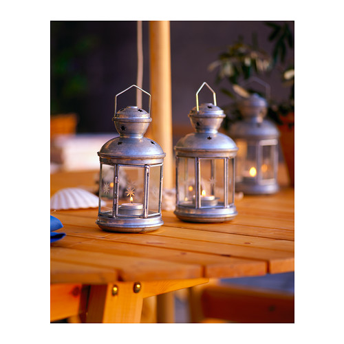 ROTERA skridininės žvakės žibintas