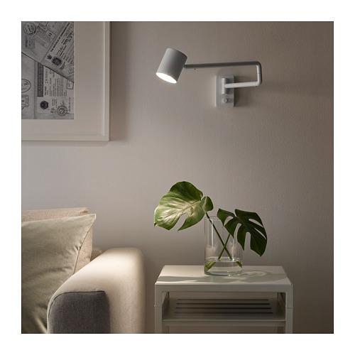 NYMÅNE grozāmā sienas lampa