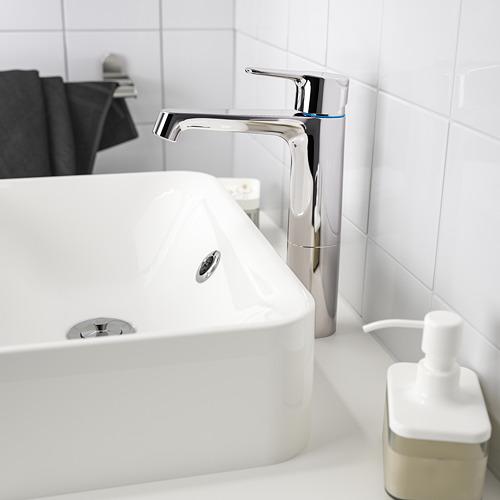 BROGRUND wash-basin mixer tap, tall