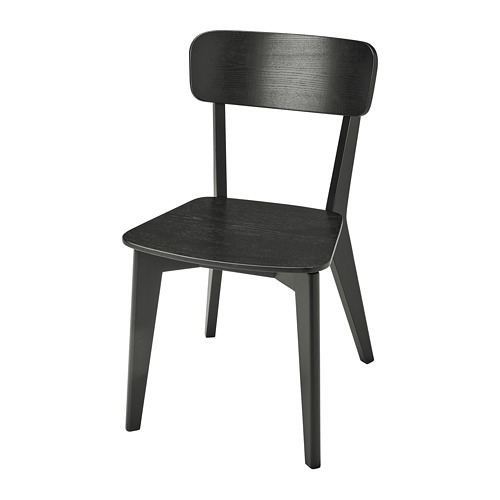LISABO krēsls, oškoks, 44x51x80 cm