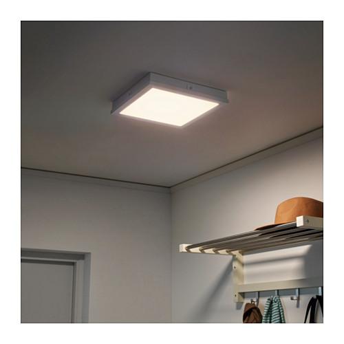 FLOALT LED plokštė, belaidis valdymas