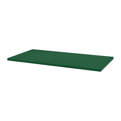 LINNMON galda virsma, zaļā krāsā, 75x150 cm